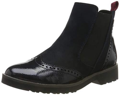 MARCO TOZZI Damen 25496-21 Chelsea Boots, Blau (Navy Comb 890), 38 EU