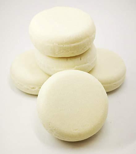 Champú sólido fortificante con aceite de ricino - Sin sulfatos - apto para barba (50 gramos)