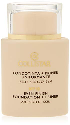 Collistar Foundation + Primer uniform 24H Skin Perfect