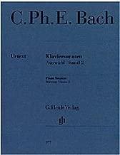 Selected Piano Sonatas - Volume II (Henle Music Folios)