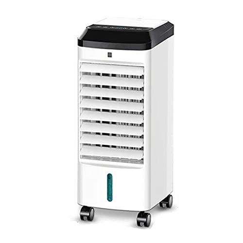 Raffreddatore d'Aria Condizionatori portatili con ventola fredda, dispositivo di raffreddamento silenzioso, abbastanza potente per tutta la casa o l'ufficio, con funzione di deumidificatore, aria co
