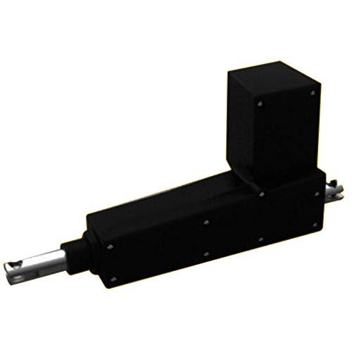 H HILABEE Actuador Lineal Multifunción 8000N / 1790 Lbf 12 V 24 V Motor Resistente [100MM]