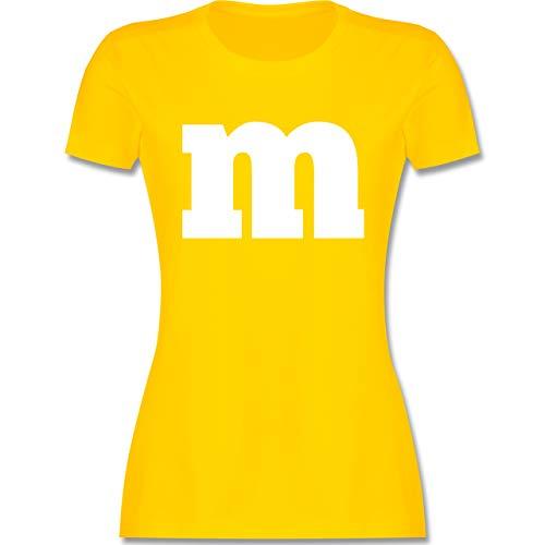 - Gelb M & M Kostüme