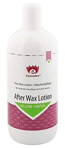 Kosmetex Aloe Vera beruhigend, After Wax Lotion, nach dem Waxing, POST DEPILAZIONE, 500ml
