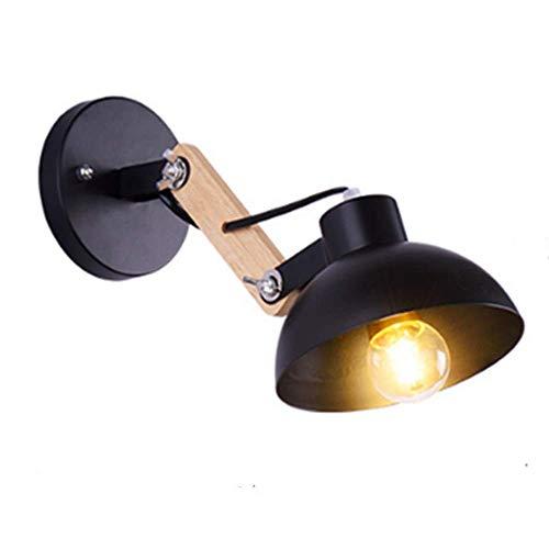 Wandlamp metaal stijl paraplu industriële verlichting hanglamp E27
