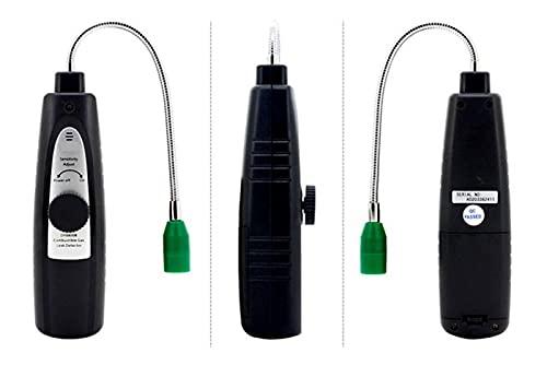 monitor de calidad del aire interior Precio del detector de fugas de gas combustible portátil for el analizador de gas de nafta de vapor de amoniaco con alcohol de metano sensor de calidad del aire