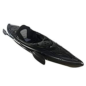 Cambridge Kayaks Single Sit in Kayak, Black