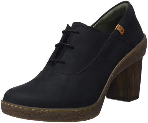 El Naturalista Zapatos de tacón Punta Cerrada Mujer, Negro