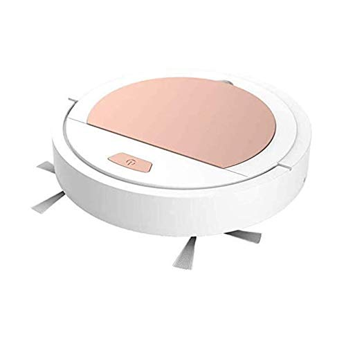 Purchase Robot Vacuum Cleaner, USB Charging, Sweeping and Mopping 3 in 1, Ultra-Quiet, Automatic Obs...