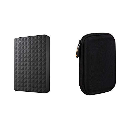 Seagate Expansion 4TB Portable External Hard Drive USB 3.0 (STEA4000400) &...