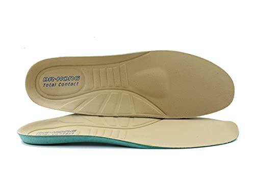 Atmungsaktive Sport-Einlegesohlen, speziell flache Füße, feuchtigkeitsabsorbierend, antibakteriell, fungizid, geeignet für den Sommer, lindert Ermüdung und Stoßdämpfung, Größe 34-48 (34)