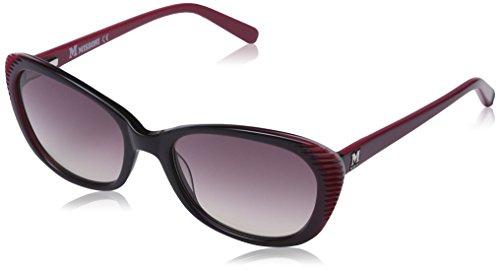 MMissoni Damen MM147S Cateye Sonnenbrille, Gr. One Size, Purple
