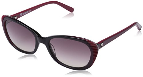 MMissoni Damen MM147S Cateye Sonnenbrille, Gr. One Size, Purple