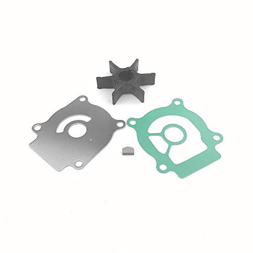 WINGOGO 17400-96353 Water Pump Impeller Repair Kit for Suzuki Outboard DT/DF 20/25/30/40/50 HP Boat Motor Parts Replacemente 17400-96403