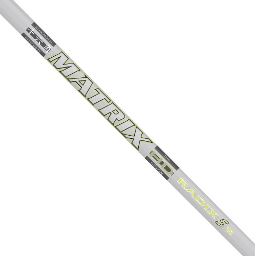 MATRIX NEW Radix-S VI Stiff Flex Driver/Fairway Wood Shaft
