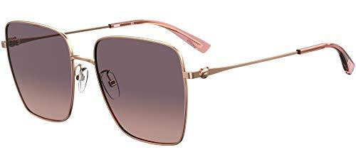 Moschino Occhiali da Sole MOS072/G/S Copper/Pink Shaded 59/18/145 donna