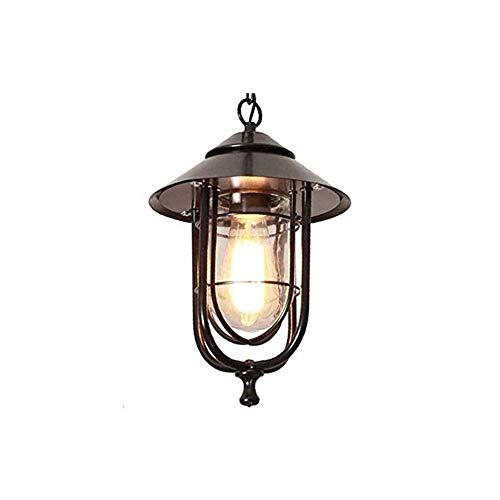 LHTCZZB Lámpara de alambre de alambre de alambre ajustable de alambre de alambre de alambre + aluminio + hierro Ahorro de energía for bombilla LED Equipo de iluminación adecuado for la sala de estar d