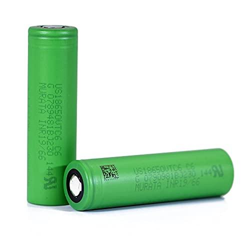 Sony VTC6 Batterie pour carte électronique 3 K MAH sans nicotine d'origine