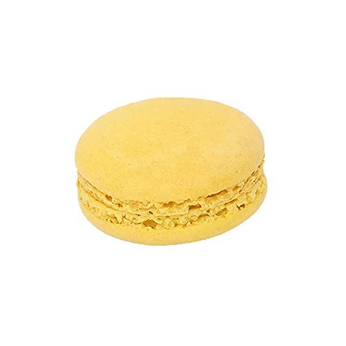 【業務用】 スイートキッチン 冷凍 ミニマカロン パッション&レモン 30個 直径38mm
