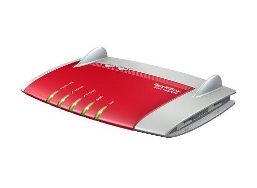 AVM FRITZ!Box 7390 Wlan Router (VDSL/ADSL, 300 Mbit/s, DECT-Basis, Media Server)