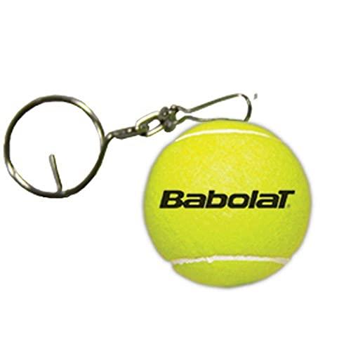 Babolat Ball Key Ring, Portachiavi Unisex – Adulto, Giallo, Taglia Unica