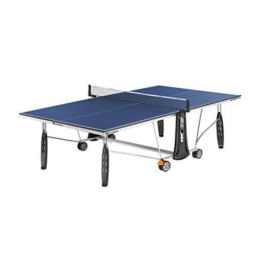 Cornilleau Sport 250, Tavolo da Ping Pong Unisex-Adulto, Blu, Taglia Unica