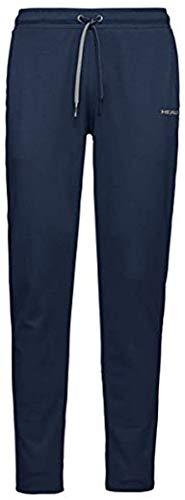 Head Club Byron Pants M, Tuta da Tracker Uomo, Blu Scuro/Bianco, M