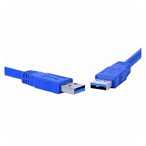 CML USB3.0. Male-to-männliches Verlängerungsdatenkabel AM/AM. Alle Kupfer-Hochgeschwindigkeits-mobilen Übertragungskabel HUB Mobile Festplatte (Cable Length : 3m)