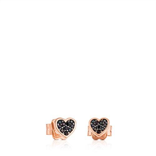 pequeño y compacto Aretes Mujer TOUS Vermeil – 414933510