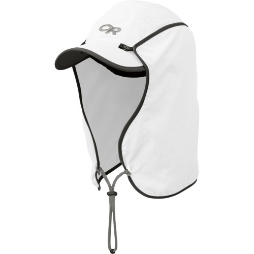 Outdoor Research Sun Runner Cap - Ultimate Training Breathable Sun Hat White
