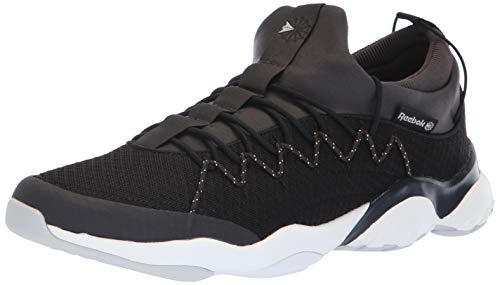 Reebok Herren DMX Fusion Lite, Athletic-Black/Coal/Skull, 39 EU