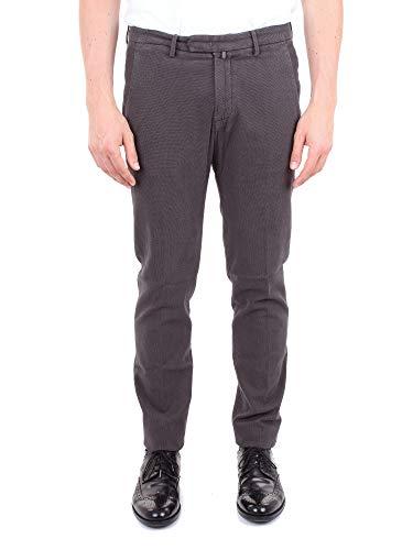 BRIGLIA 1949 Luxury Fashion Mens Pants Spring Grey