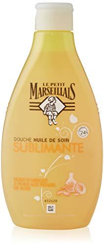 Le Petit Marseillais - Douche Huile Soin Sublimant Huile Abricot Rose 250 ml