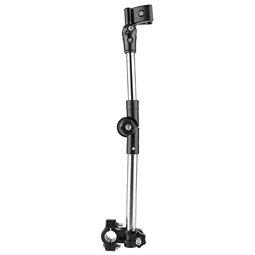 VGEBY1 Soporte de sombrilla de Bicicleta, Conector de sombrilla de Silla de Paseo Soporte de Soporte de sombrilla para Silla de Ruedas de Silla de bebé para Bicicleta