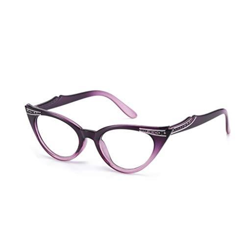 Eliky Cat Eye leesbril vrouwen Presbyopie bril Hyperopie bril bril
