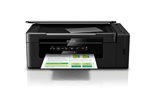 Impressora Multifuncional, Epson, EcoTank L396, Tanque de Tinta, Wi-Fi