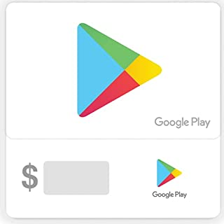Google Play Gift Card - Delivered by Email