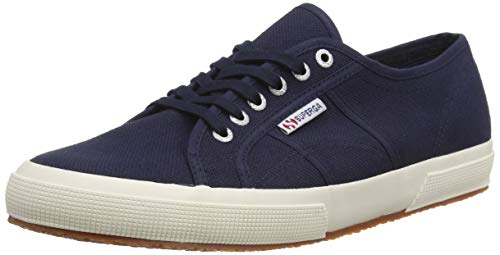 Superga Unisex 2750 Cotu Classic fashion-sneakers, Navy, 41 EU