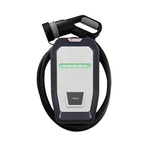 Circutor Cargador vehículo eléctrico tipo mural, modelo E-Home T2S16, trifásico, 11kW, para aparcamientos privados, 11,5 x 18 x 31,5 centímetros, color gris (referencia: V25080)
