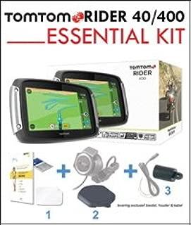 TomTom Rider Essential Kit: Amazon.es: Coche y moto
