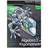 Prentice Hall Algebra 2 and Trigonometry Teachers Edition Volume 2