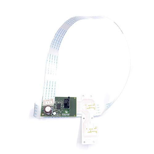 LUOERPI Conjunto de Unidad de Carro 802802XL Conjunto Apto para HP DeskJet 1000 1010 1050 1051 1055 1510 1512 2000 2010 2050 2060 2510 2540 3000 3050