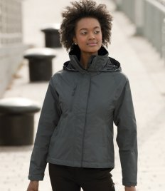 Russell Europe - Blouson - - Manches Longues Femme - Bleu - French Navy - 50
