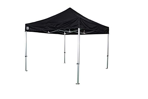 Gala Tent 3m x 3m Gala Shade Pro 50 Gazebo (Black)