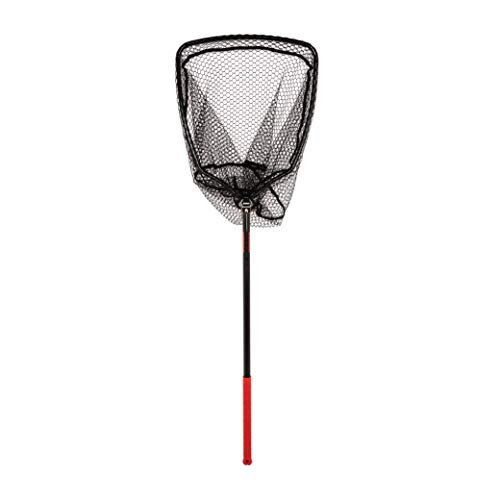 Bubba Landing Nets with Corrosion Resistant Construction, Non-Slip Grip Handle and Carbon Fiber Shafts for Fishing, Angling, Boating and Outdoors, 24 Inch