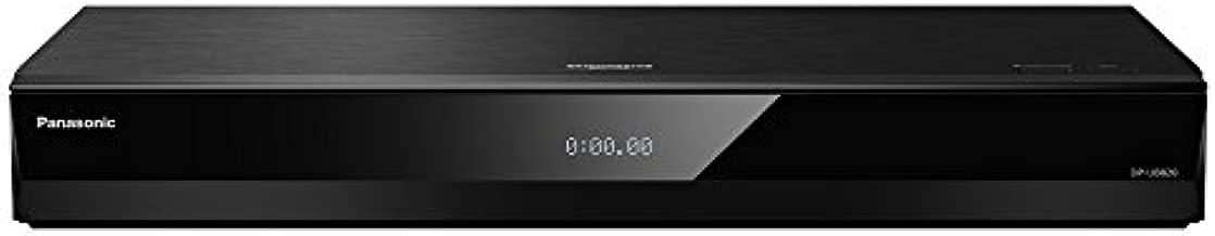 Panasonic DP-UB820 Region Free Blu-ray Player Multi Region Smart 3D 4K UHD Optical Audio / HDMI Output