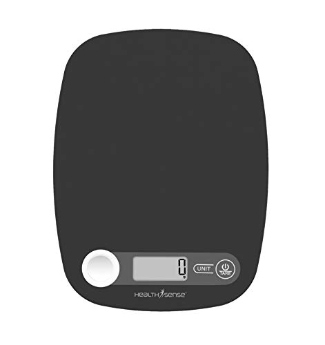 HealthSense Chef-Mate KS 40 Digital Kitchen Weighing Scale &...
