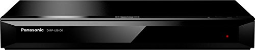 Panasonic DMP-UB400EGK Lettore Blu-Ray, 4K Nativo, Nero