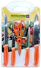 Royalford 5 PCS KNIFE SET RF4191