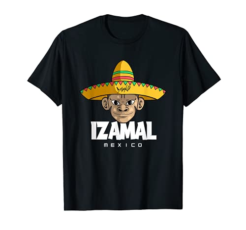 Izamal México Camiseta